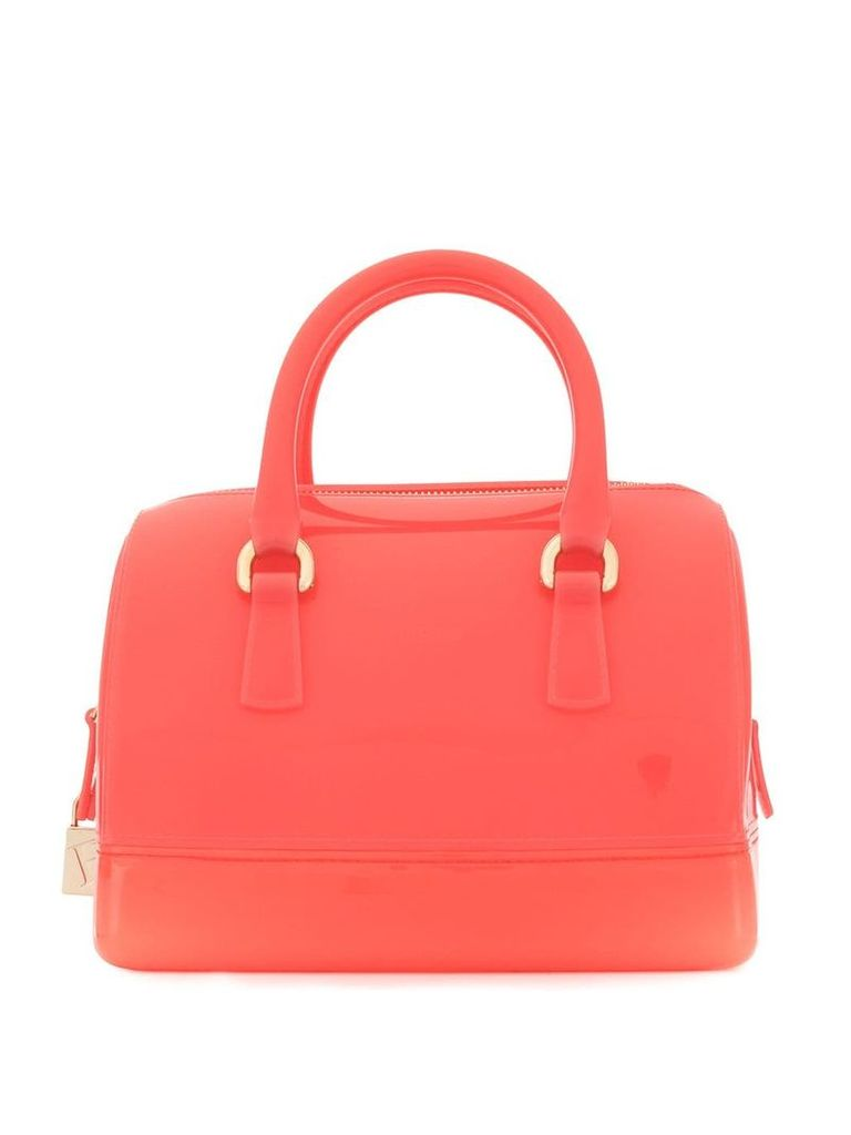 Furla Candy Cook satchel - Pink