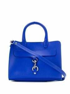Rebecca Minkoff mini clip tote bag - Blue