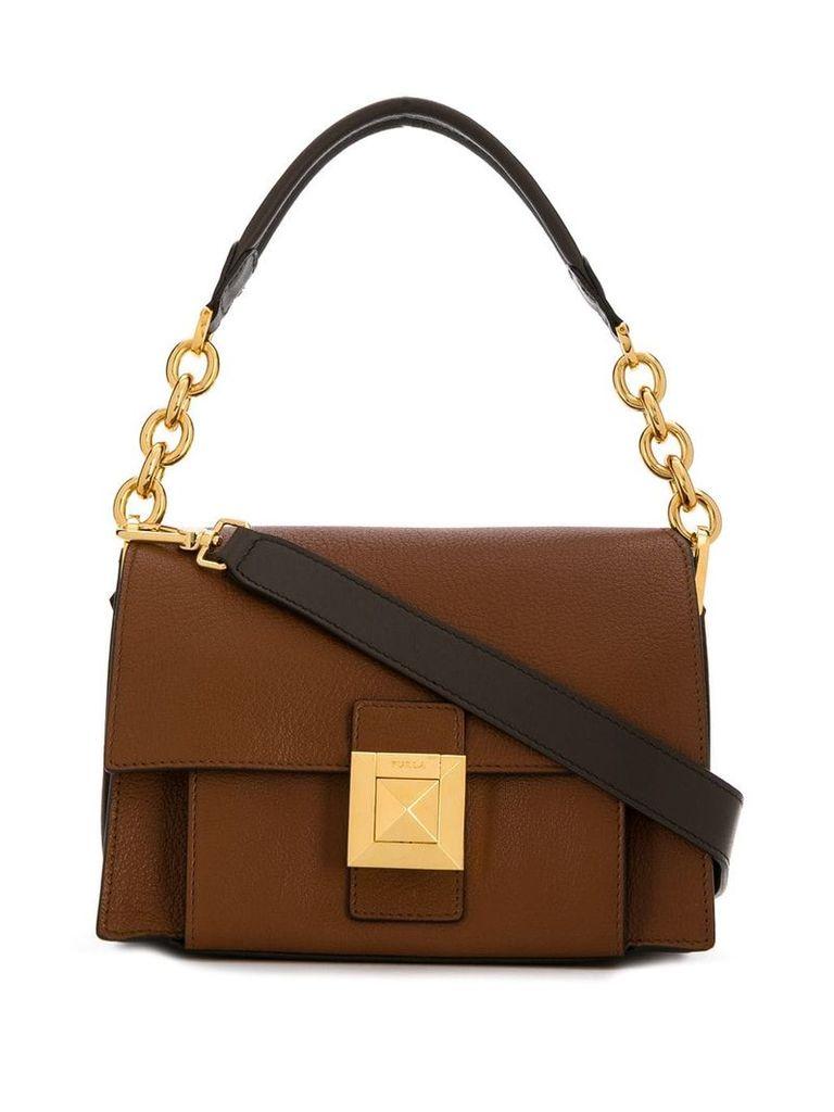 Furla Diva shoulder bag - Brown