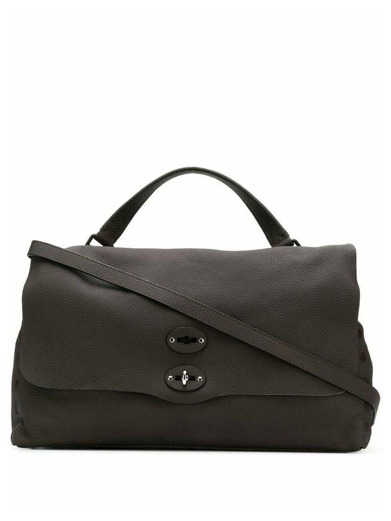 Zanellato Postina L bag - Brown