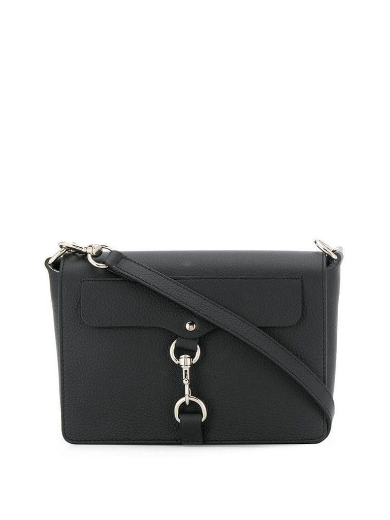 Rebecca Minkoff clip mini shoulder bag - Black
