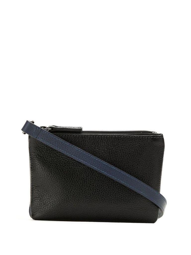 Sarah Chofakian Chapim shoulder bag - Blue