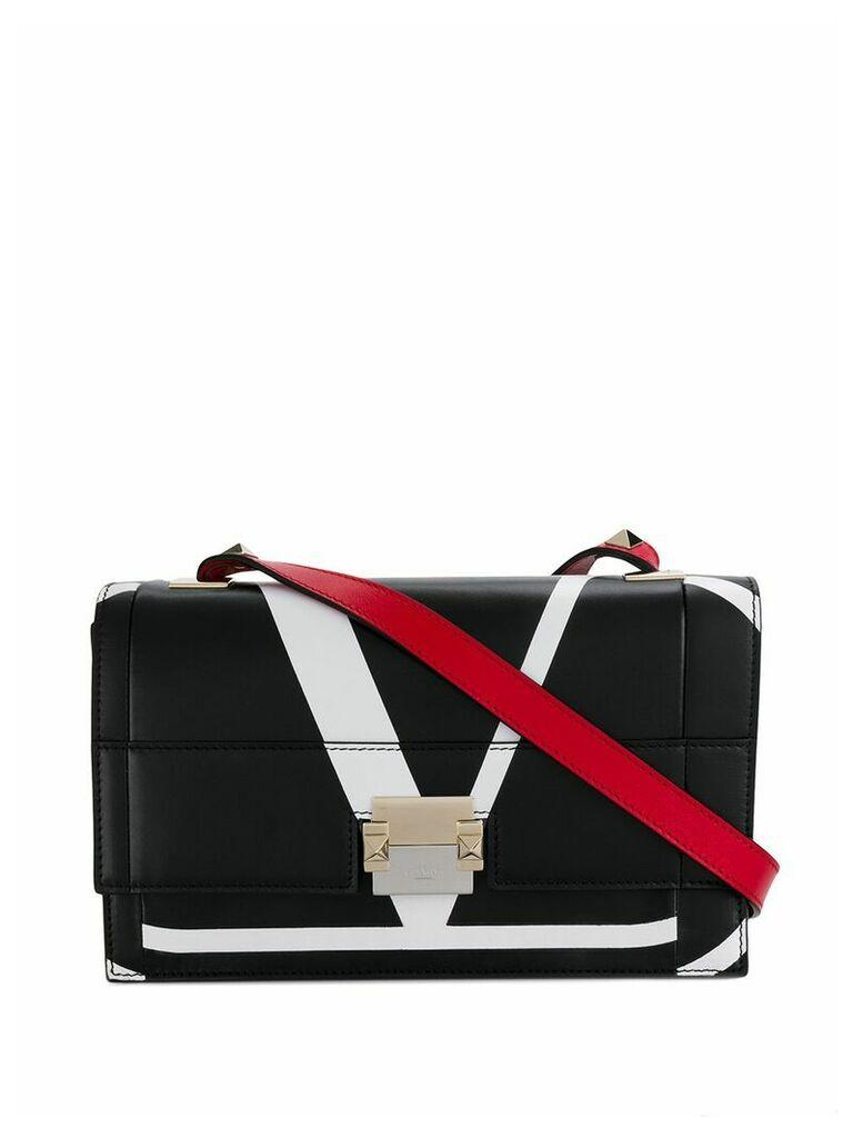 Valentino Valentino Garavani The Case medium crossbody bag - Black