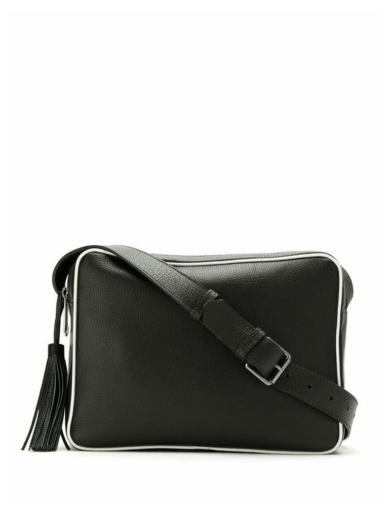 Sarah Chofakian Fiorde shoulder bag - Black