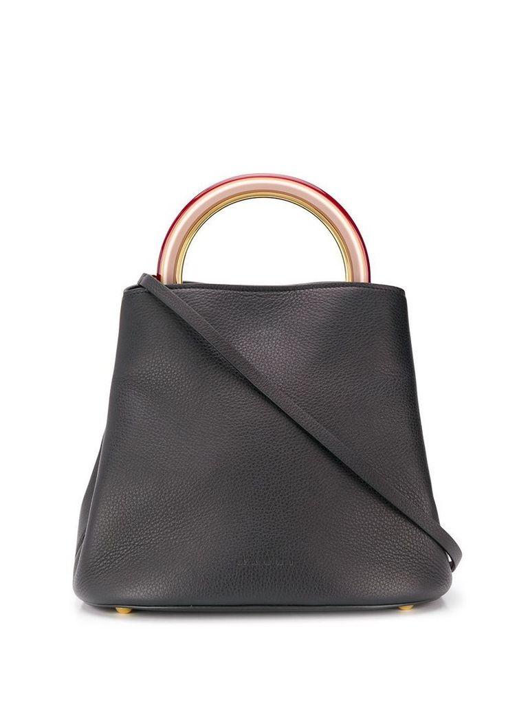 Marni medium Pannier tote bag - Black