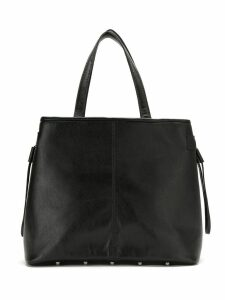 Mara Mac leather top - Black