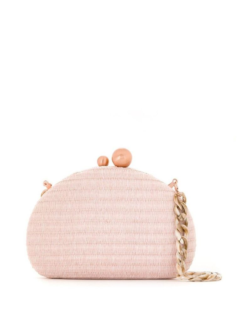 Isla mini shoulder bag - Pink