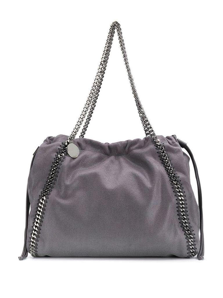 Stella McCartney Falabella bucket bag - Grey