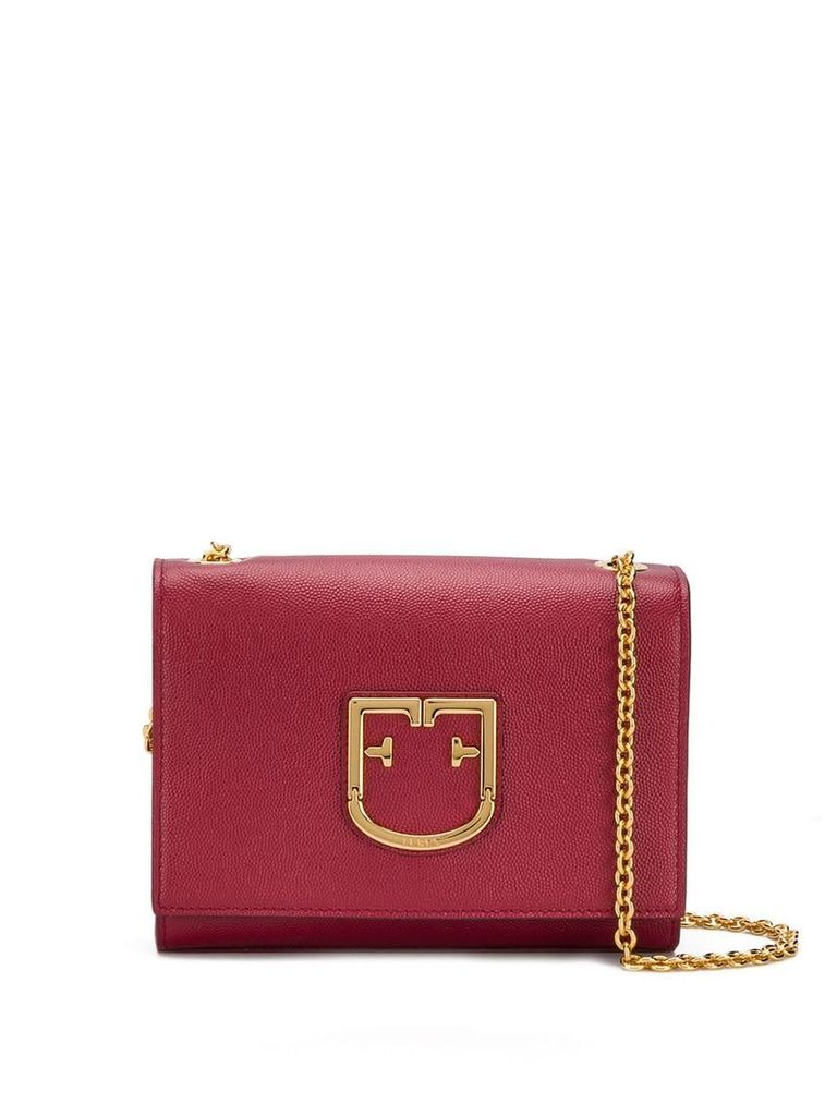 Furla Viva mini crossbody bag - Red