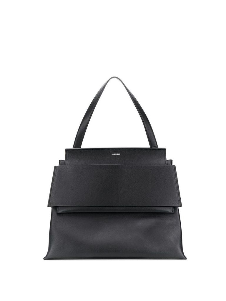 Jil Sander Bridge tote - Black