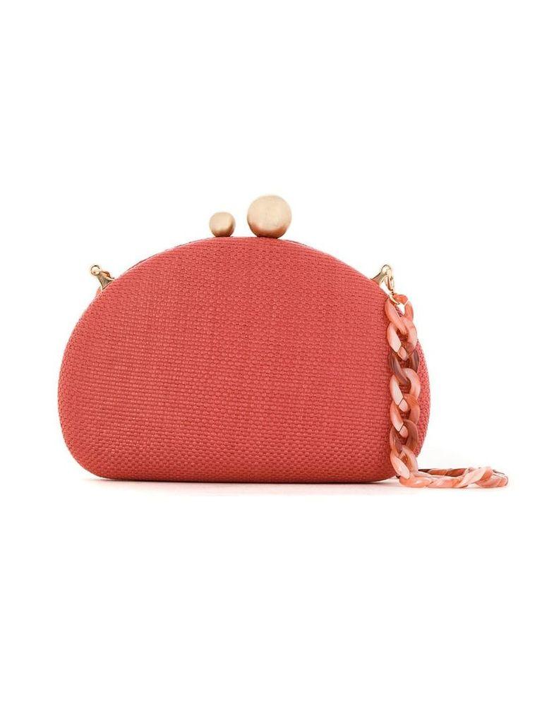 Isla mini shoulder bag - Red
