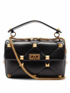 Batsheva - Floral Print Cotton Knee Length Skirt - Womens - Cream Multi