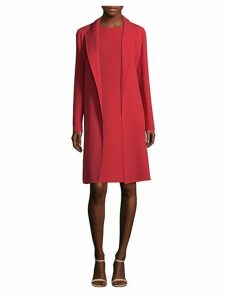 Carmelle Long Wool Coat