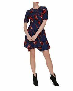 Ba & sh Leo Mini Dress
