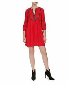 Ba & sh Cale Mini Dress