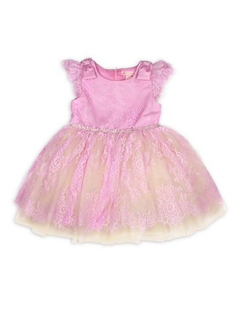 Girl's Fairytale Story Time Lace Dress
