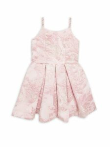 Girl's Iylse Organza Dress