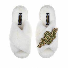 Klements - Dusk Slip Dress Doomed Voyage Print
