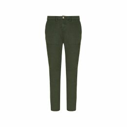 MAHI Leather - Cosmetic Bag Gift Set - Large Makeup Bag & Matching Small Makeup Bag For Her