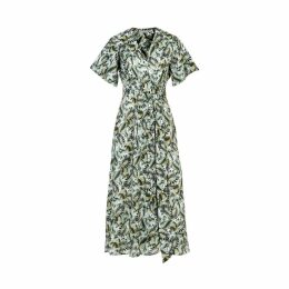 FLOW - Palm Green Dress