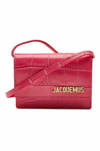 Jacquemus Le Bello Leather Shoulder Bag