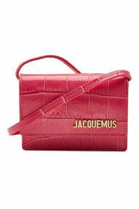 Jacquemus Le Bello Leather Shoulder Bag