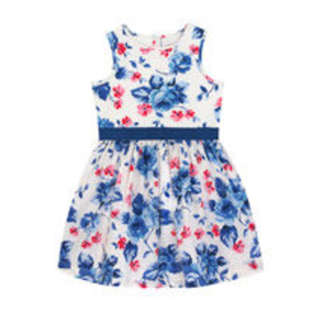 Dulwich Rose Sleeveless Dress