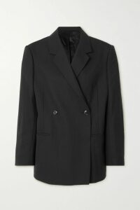By Malene Birger - Rainie Zebra-print Belted Cotton-gabardine Trench Coat - Zebra print