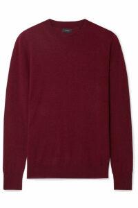 Joseph - Cashmere Sweater - Burgundy