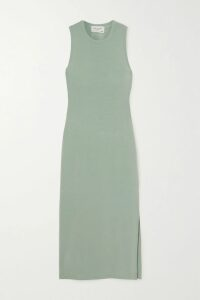 Zimmermann - Honour Floral-print Linen Dress - Yellow