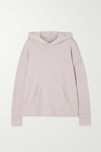 Solid & Striped - Tiered Floral-print Cotton-poplin Midi Dress - Saffron