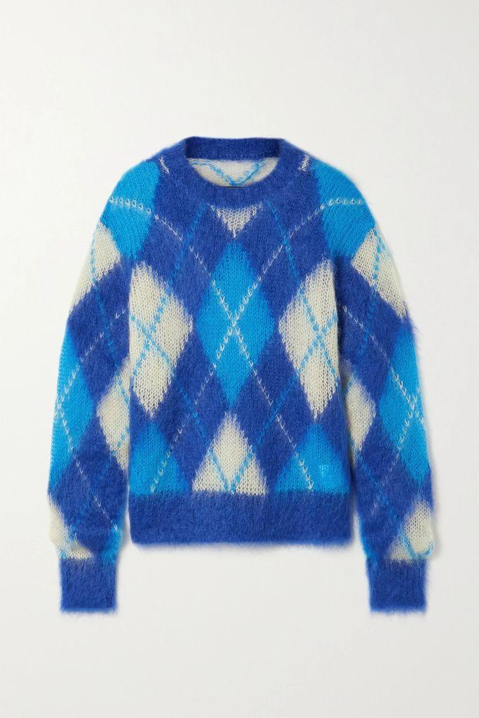 Moncler Genius - + 6 Noir Kei Ninomiya Perforated Shell Dress - Black