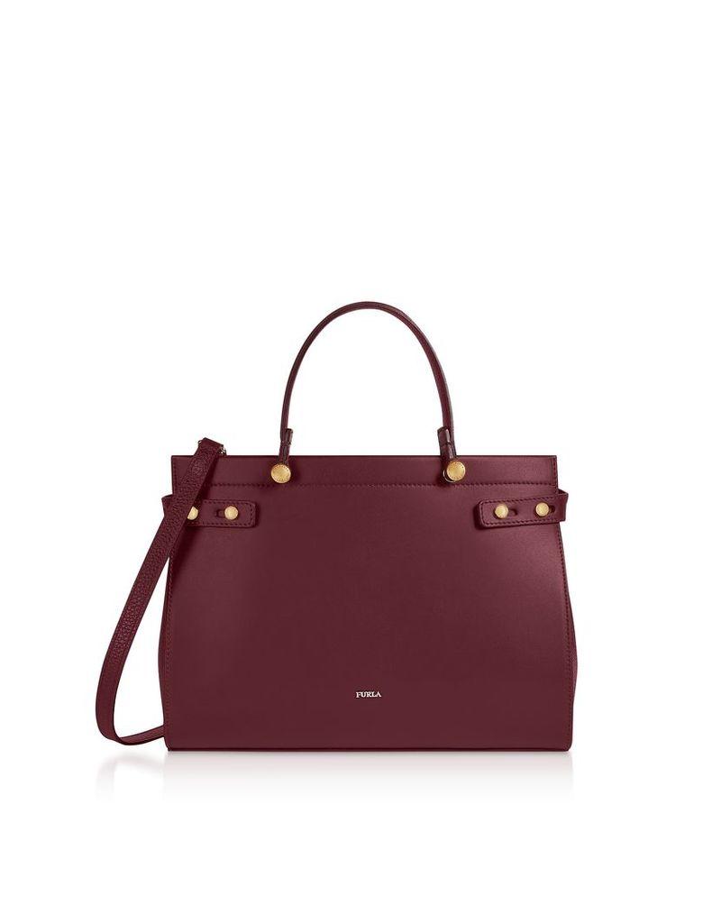 Furla Designer Handbags, Lady M Tote bag