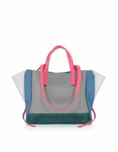 Jerome Dreyfuss Designer Handbags, Georges M Leather Tote Bag