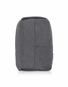 Côte & Ciel Designer Men's Bags, EcoYarn Grey Sormonne Backpack