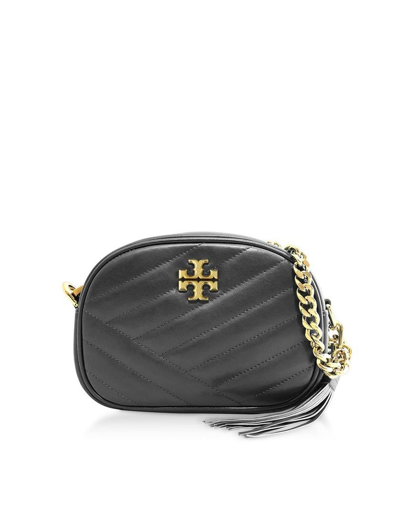 Tory Burch Designer Handbags, Kira Chevron Small Camera Bag