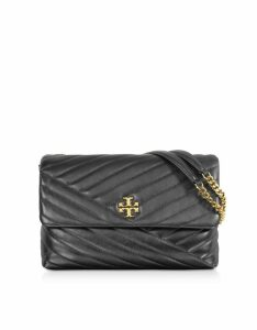 Tory Burch Designer Handbags, Kira Chevron Convertible Shoulder Bag