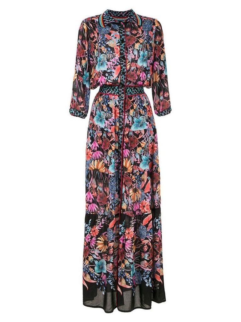 Cecilia Prado Giuliana maxi dress - Multicolour
