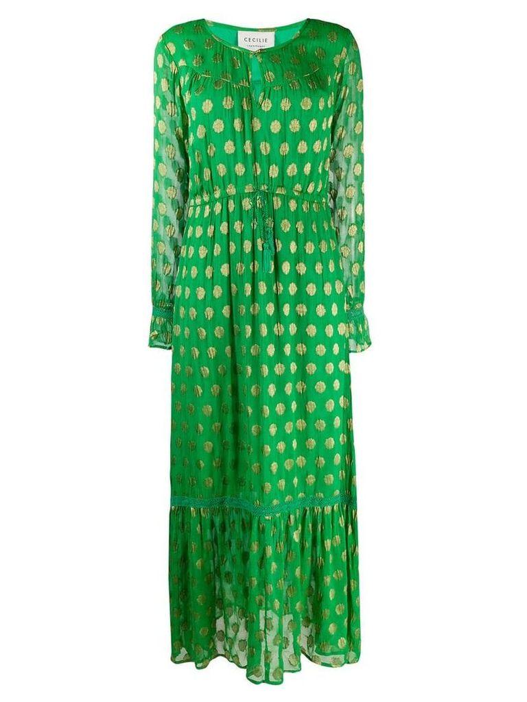 Cecilie Copenhagen 'Lotta' Dress - Green
