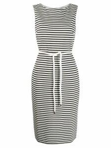 Max Mara striped dress - Green