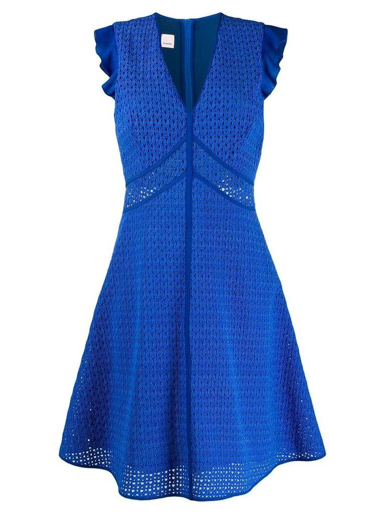 Pinko knitted dress - Blue