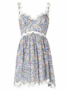 Alice Mccall Lady mini dress - Multicolour