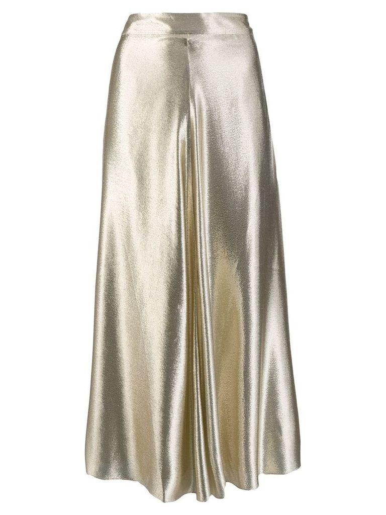 Indress metallic skirt - Silver