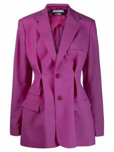 Jacquemus La Veste Raffaella blazer - Pink