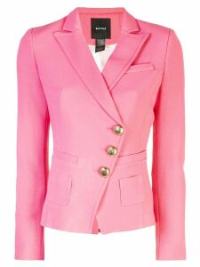 Smythe classic fitted blazer - Pink