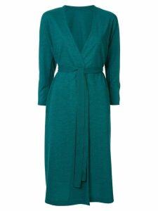 Ballsey long-line cardigan - Green