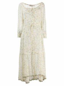 Dorothee Schumacher pastel floral dress - Yellow