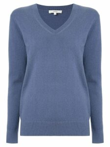 Vince v-neck sweater - Blue