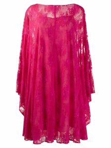 Gianluca Capannolo A-line shaped dress - Pink