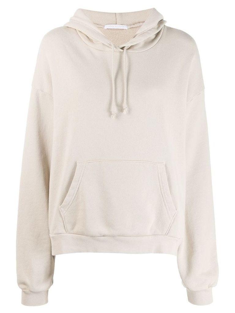 John Elliott oversized hoodie - Neutrals